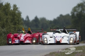 #06 CORE Autosport and #9 RSR Racing