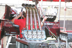 Mike Neff's header assembly