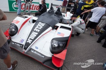 #6 Muscle Milk Pickett Racing