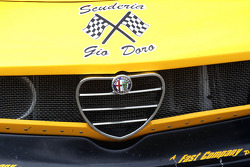 #55, 1972 Alfa Romeo Spider, John Bechtol