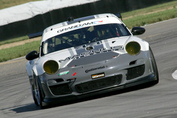 #44 Magnus Racing Porsche GT 3 Cup: John Potter, Andy Lally
