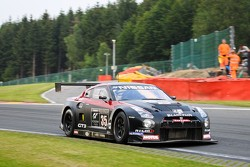 #35 GT Academy Team RJN Nissan GT-R Nismo GT3: Chris Ward, Jann Mardenborough, Alex Buncombe, Lucas Ordonez