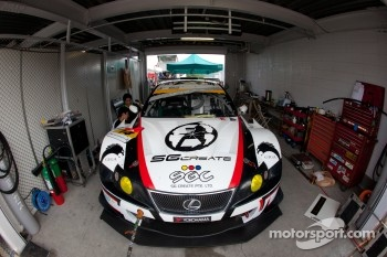 #14 Team SGC Lexus IS350