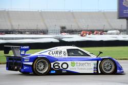 #60 Michael Shank Racing with Curb-Agajanian Ford Riley: John Pew, Oswaldo Negri
