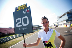 Grid Girl of Robert Visoiu