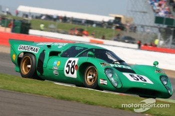 Henderson/Williams - Lola T70 Mk3B