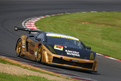 #86 JLOC Lamborghini Gallardo RG-3: Junichiro Yamashita, Matsuda Hideshi