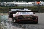 #6 Audi Sport Team Phoenix Audi R8 LMS Ultra: Andre Lotterer, Tom Kristensen, Marcel Fssler