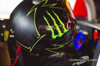 Helmet of Kurt Busch, Phoenix Racing Chevrolet