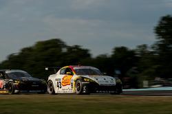 #43 Team Sahlen Mazda RX-8: Dane Cameron, Wayne Nonnamaker