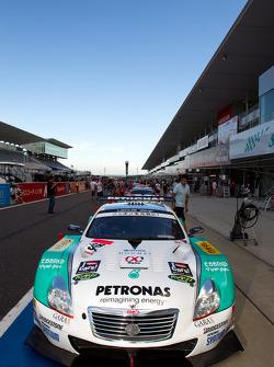 #36 Lexus Team Petronas Tom's Lexus SC430