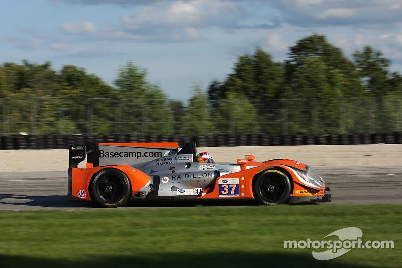 #37 Conquest Endurance, Morgan-Nissan: Martin Plowman, David Heinemeier Hansson
