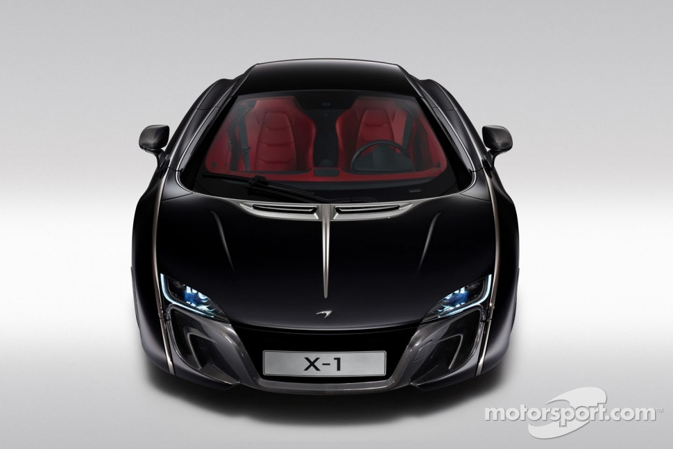 The McLaren X-1