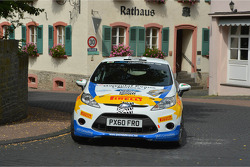 Elfyn Evans and Andrew Edwards, Ford Fiesta R2