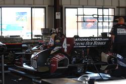 J.R. Hildebrand, National Guard Panther Racing Chevrolet