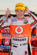 Winner Jamie Whincup, Team Vodafone