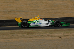 Simona de Silvestro, Nuclear Clean Air Energy Lotus HVM Racing Lotus