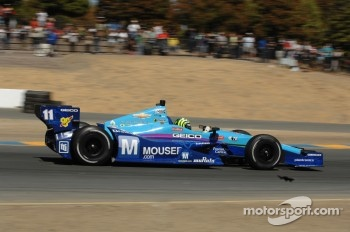 Tony Kanaan, Mouser Electronics/GEICO KVRT Chevrolet