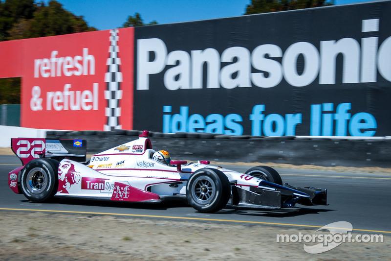 Oriol Servia, Panther/Dreyer & Rainbold Racing Chevrolet