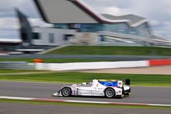 #44 Starworks Motorsport HPD ARX-03b Honda: Enzo Potolicchio, Ryan Dalziel,Stéphane Sarrazin