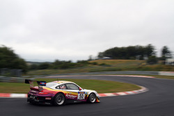 #50 Kremer Racing Porsche 911 GT3 997 KR: Wolfgang Kaufmann, Dieter Schornstein, Florian Fricke