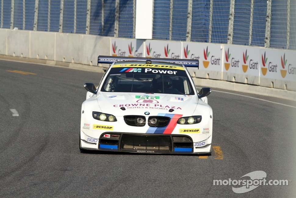 #56 BMW Team RLL: Joey Hand, Dirk Muller