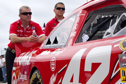Earnhardt Ganassi Racing crew members