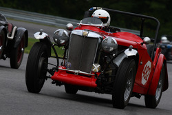 482 Ed Callo Huntington, Conn. 1947 MG TC