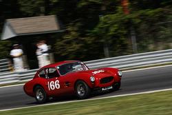 166 Bob Girvin Holliston, Mass. 1958 Allard GT