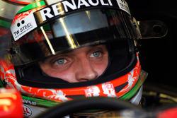 Jerome d'Ambrosio, Lotus F1