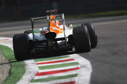 Jules Bianchi, Sahara Force India F1 Team