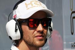 Dani Clos, HRT F1 Team Test Driver