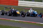 Carlos Sainz Jr. overtakes Jack Harvey