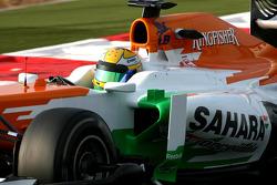 Luiz Razia, Sahara Force India F1 Team