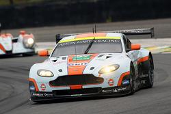 #97 Aston Martin Racing Aston Martin Vantage V8: Stefan Mücke, Darren Turner