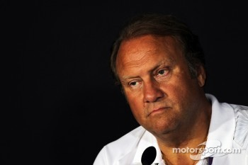Robert Fearnley, Sahara Force India F1 Team Deputy Team Principal