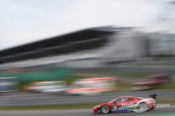 #50 AF Corse Ferrari 458 Italia: Jack Gerber, Marco Cioci, Enzo Ide