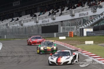 #12 ART Grand Prix McLaren MP4-12C GT3: Gregoire Demoustier, Duncan Tappy