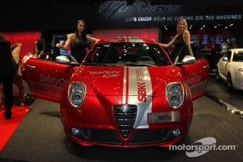 Alfa Romeo Mito SBK Official Safety Car