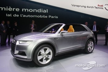 Audi Cross Lane Coupe