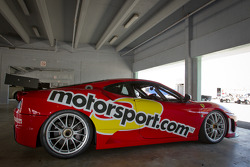 The Motorsport.com Ferrari F430 Challenge