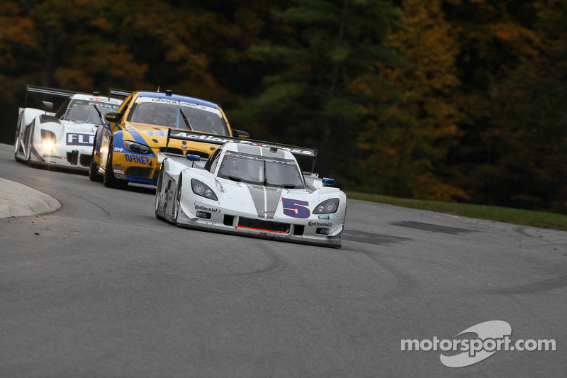 # 5 Action Express Racing Chevrolet Corvette DP: Terry Borcheller, David Donohue, Brian Frisselle