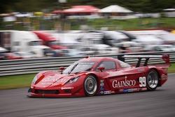 #99 GAINSCO Auto Insurance GAINSCO/Bob Stallings Racing  Corvette DP: Jon Fogarty, Alex Gurney