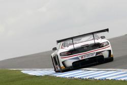 #33 Belgian Audi Club Team WRT Audi R8 LMS ultra: Oliver Jarvis, Frank Stippler