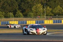 #12 ART Grand Prix McLaren MP4/12C: Gregoire Demoustier; Ulric Amadou
