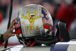 Helmet of Daniel Elena, Citroën Total World Rally Team