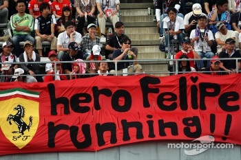 Banner for Felipe Massa