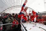 Rally winners and 2012 World Champions Sbastien Loeb and Daniel Elena, Citron DS3 WRC, Citron Total World Rally Team
