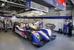 #7 Toyota Racing Toyota TS030 Hybrid: Alexander Wurz, Nicolas Lapierre, Kazuki Nakajima