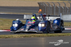 #21 Strakka Racing HPD ARX 03a Honda: Nick Leventis, Danny Watts, Jonny Kane